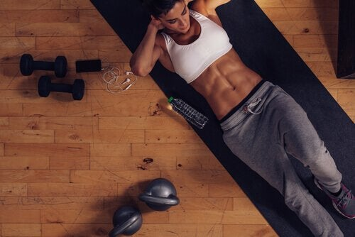 Exercises That Work Only One Part of the Body