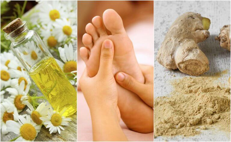 Calm Your Burning Feet with 6 Home Remedies