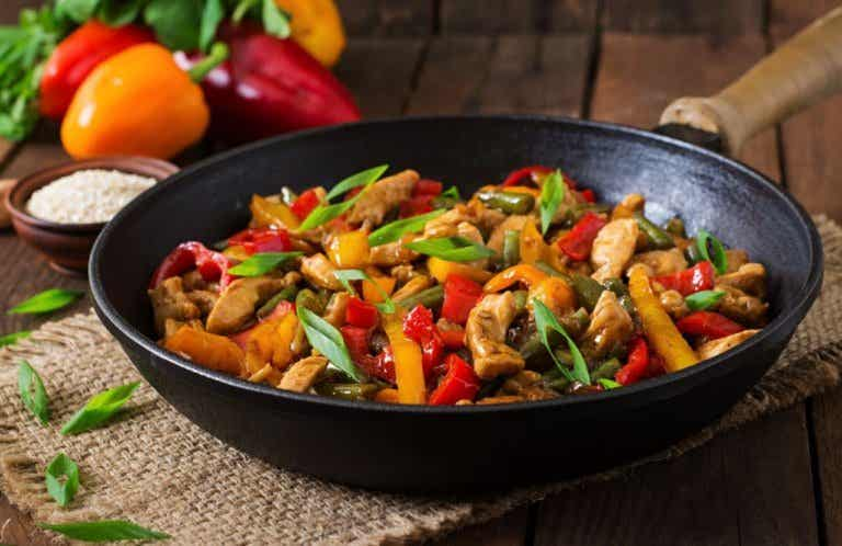 Make a Delicious Chicken and Vegetables Dish