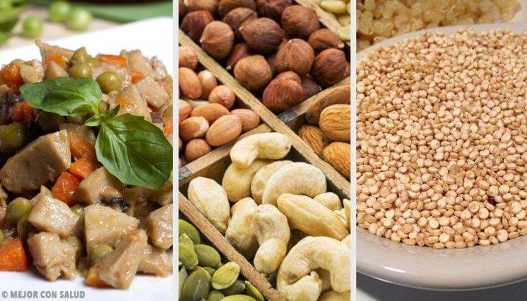 Alternatives for Replacing Animal Protein in Your Diet