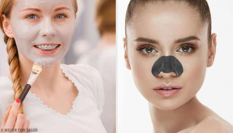Face Masks to Remove BlackHeads