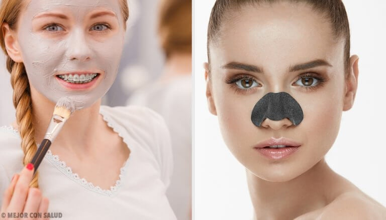 Masks for Eliminating Black Heads