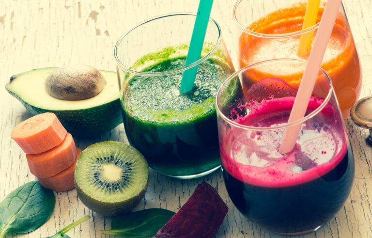 Vegetable Juices To Help You Recover After Overeating