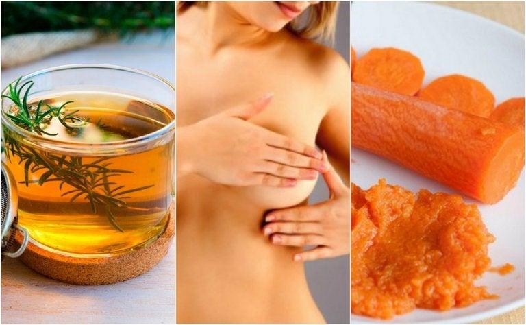 6 Natural Treatments to Calm Mastitis