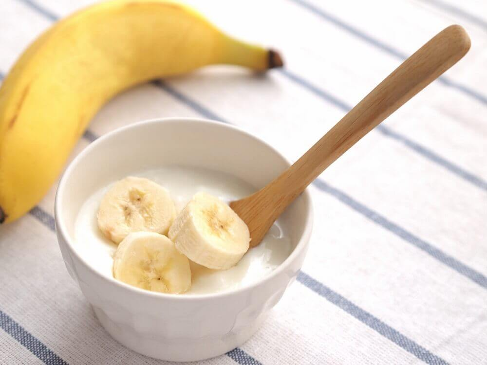 Banana and Yogurt Smoothie