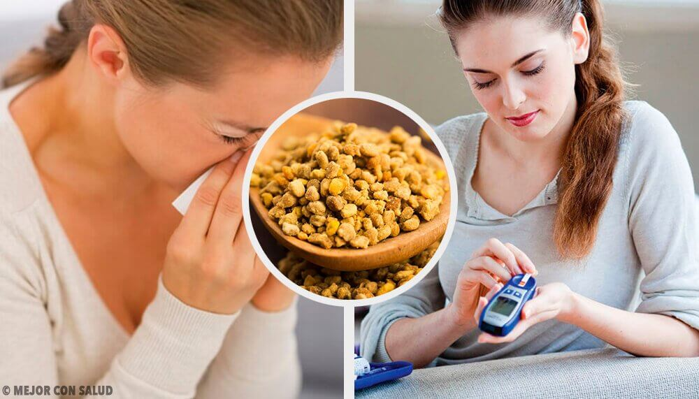 5 Incredible Things Bee Pollen Can Do For Your Health