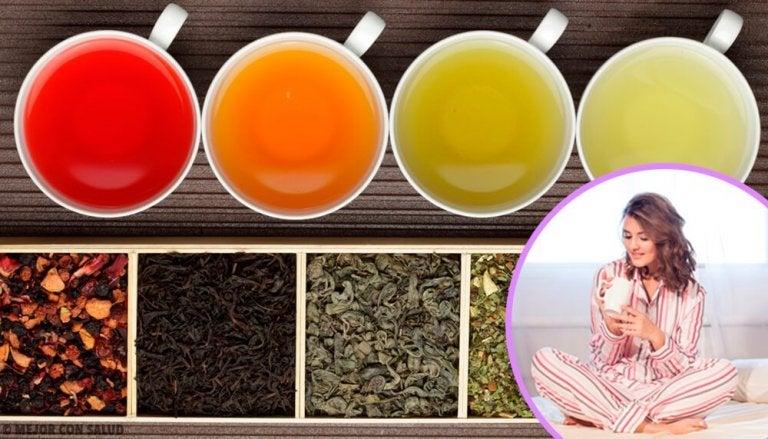 5 Best Teas for Peaceful Sleep