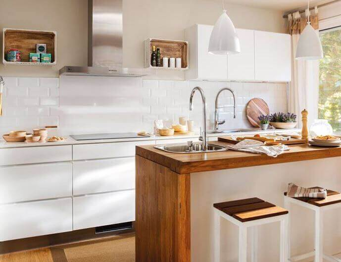Decorate a Small Kitchen