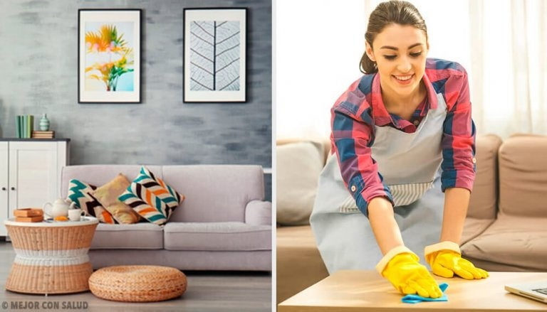 5 Cleaning Habits to Keep Your House Tidy