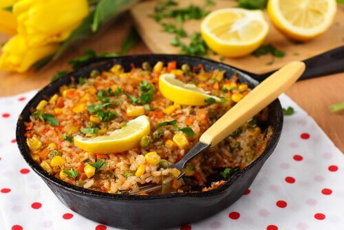 Delicious Paella Recipe