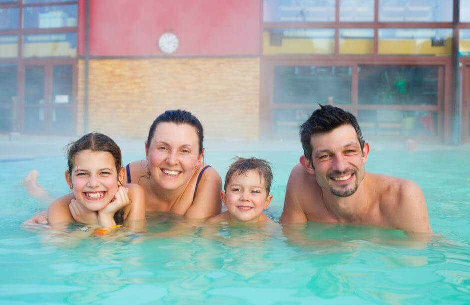 Health Benefits of Hot Springs