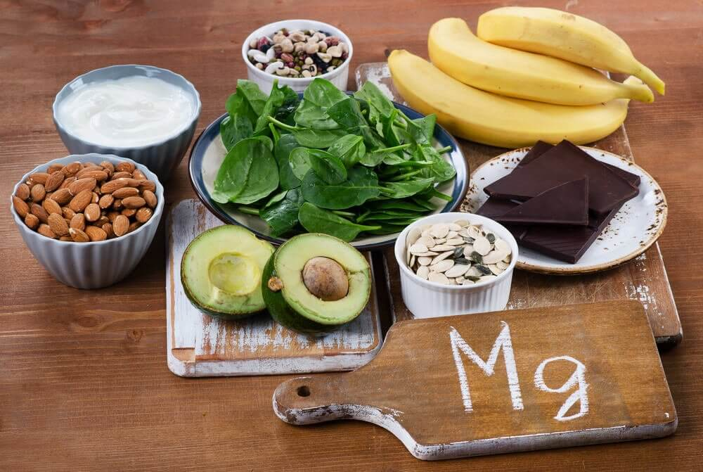 Foods with magnesium