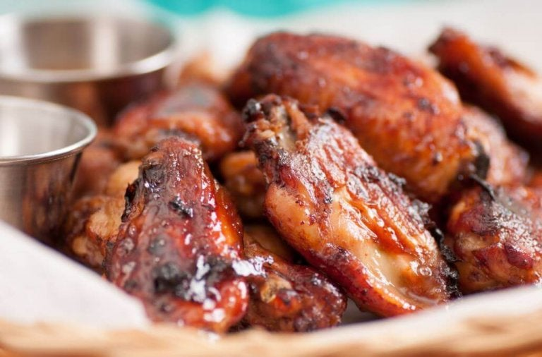 Delicious Hot Wing Recipe