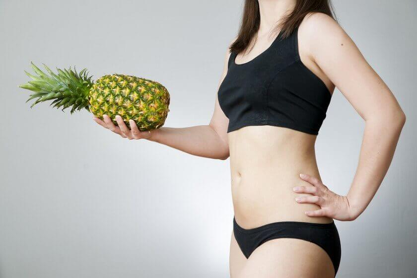 Pineapple purifies your body