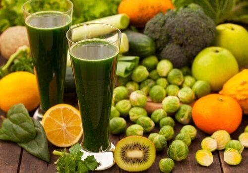 Three Low-Fat Detox Diets