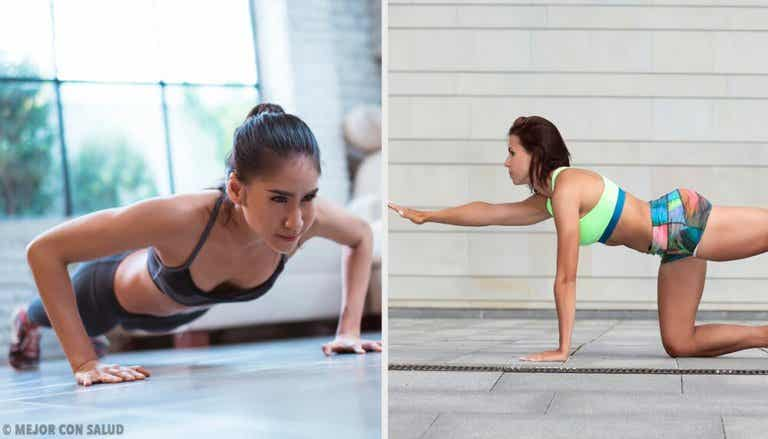 Try These Amazing Push-Up Routines