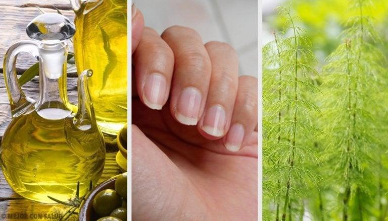 5 Remedies to Strengthen Weak Nails