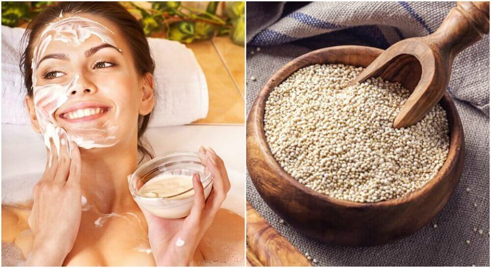 Why You Should Wash Your Face with Quinoa