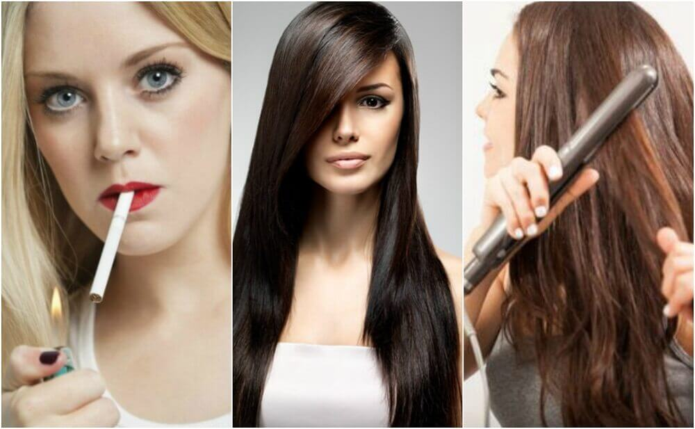 8 Bad Habits that Affect Your Hair Health