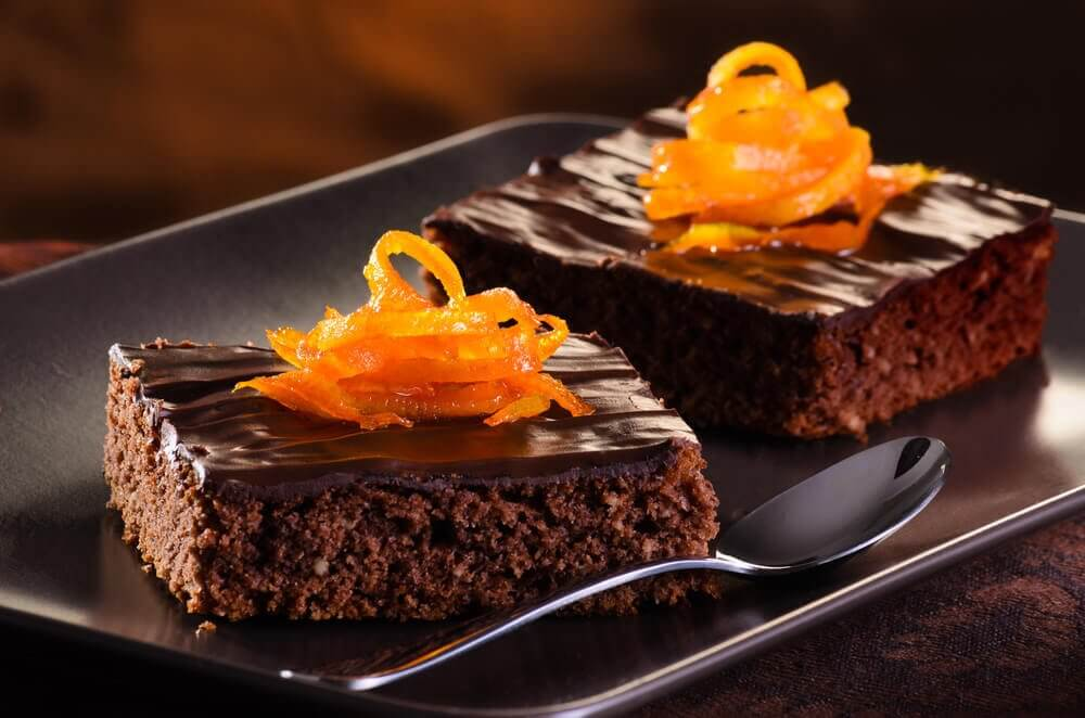 Bake a Delicious Chocolate Orange Cake