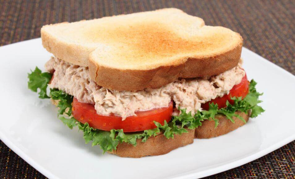 A Delicious Tuna Sandwich Recipe