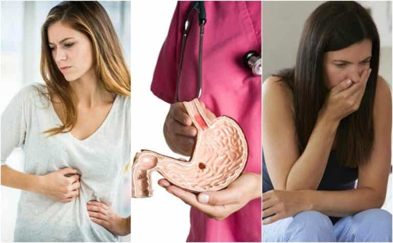 10 Symptoms of a Peptic Ulcer