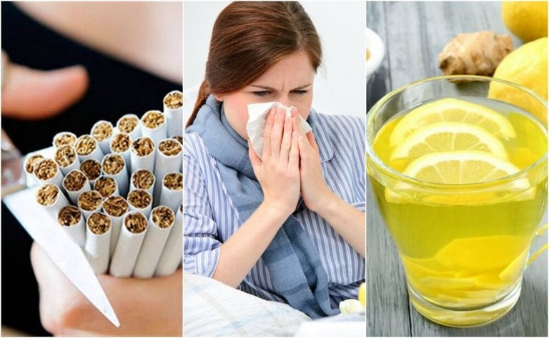 10 Steps for Fighting A Cold