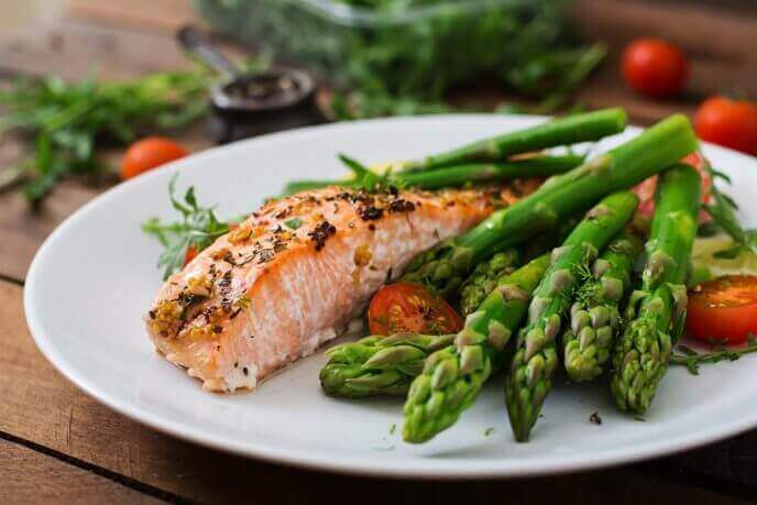 Consume more polyunsaturated fats, especially omega-3