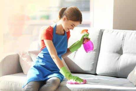 Five Ingredients to Remove Dust From Furniture