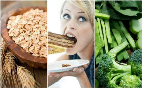 Leave space in your diet for foods that you like but aren't so healthy