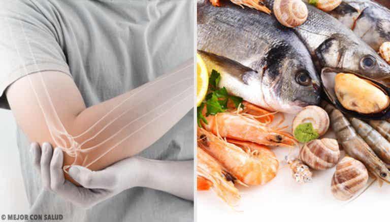 Can Eating Fish Reduce The Pain from Rheumatoid Arthritis?
