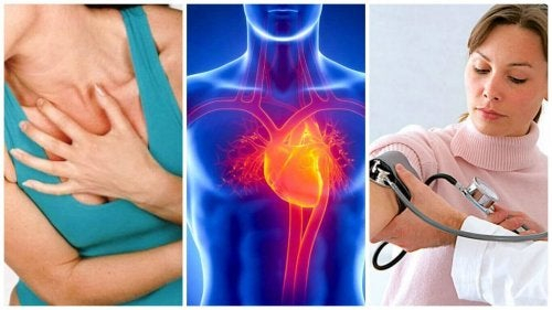 Summary images of hypertension
