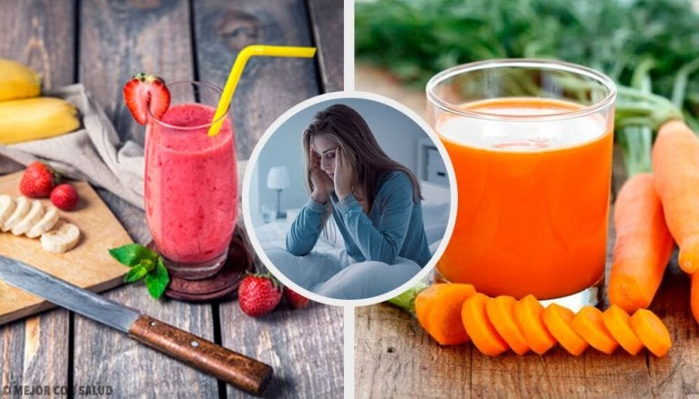 Stop Insomnia with These Homemade Juices