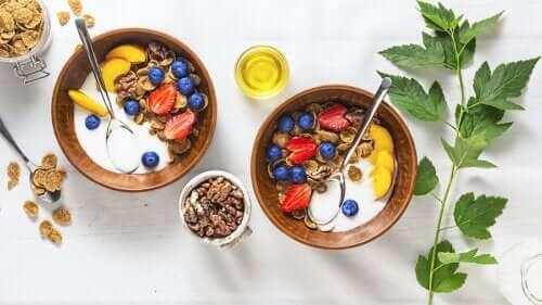 Four Nutritious Fruit-Based Breakfast Ideas
