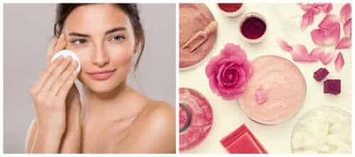 Four Homemade Toners to Refresh Your Skin Every Day