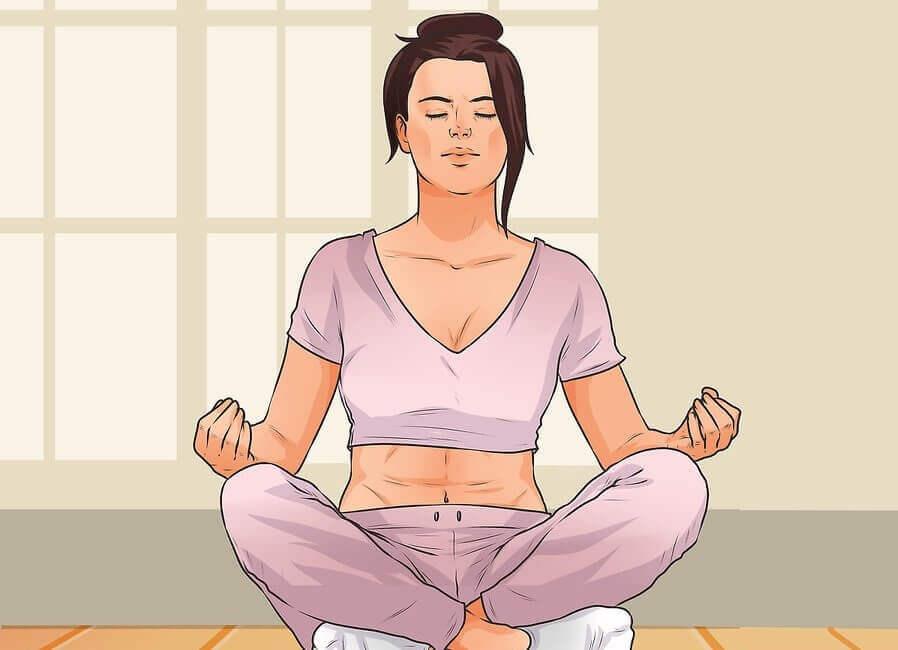 Fighting Depression with Yoga