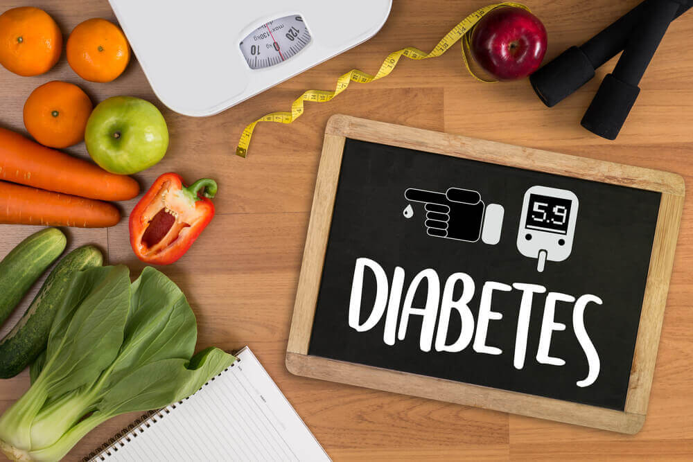 A Healthy Weight-loss Diet for Diabetics