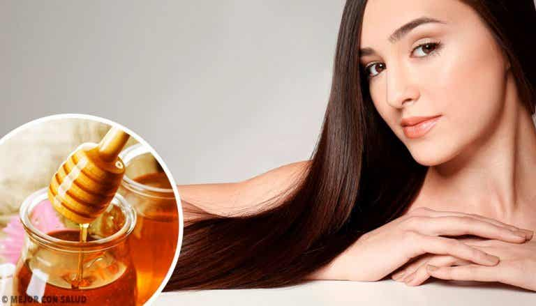 The Benefits of Honey for Your Hair