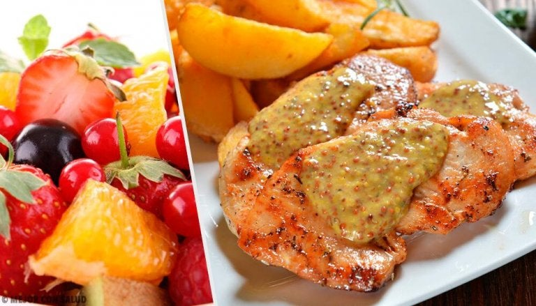 A Recipe for Chicken Breast and Fruit Gastrique