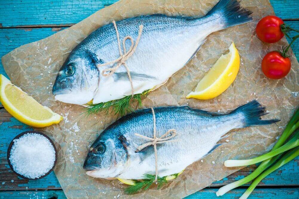 cold-water fish may contain mercury