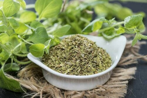 Some aromatic herbs which are another good way to treat warts.