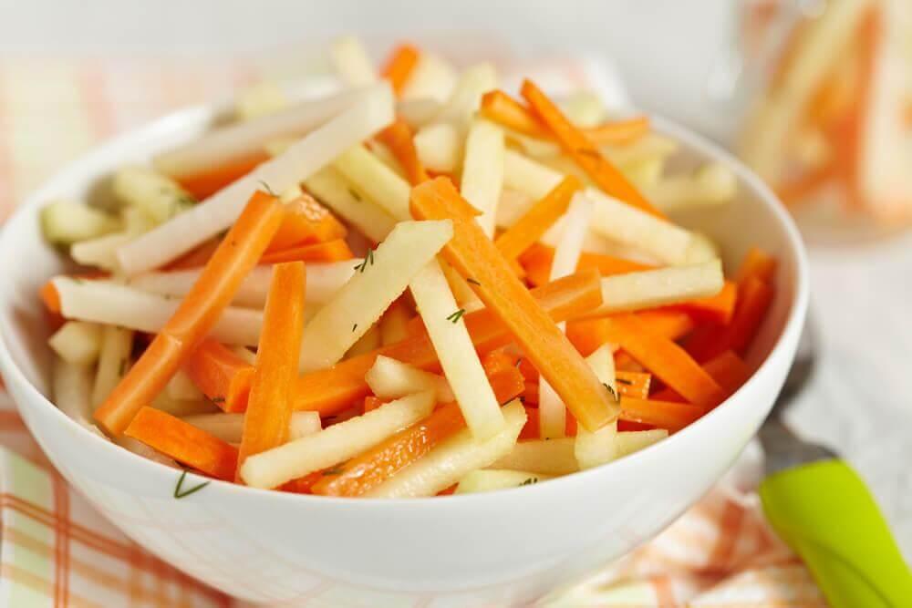 Five Colon Cleansing Detox Salads