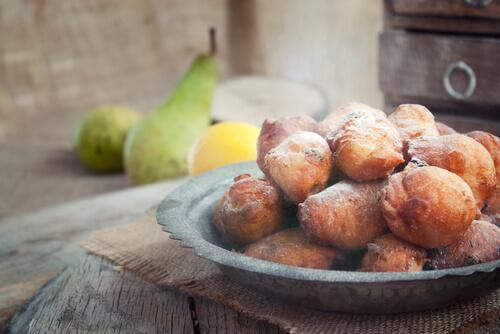 Baked Sugar-Free Fritters