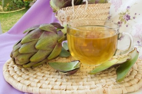 Drink medicinal plant infusions