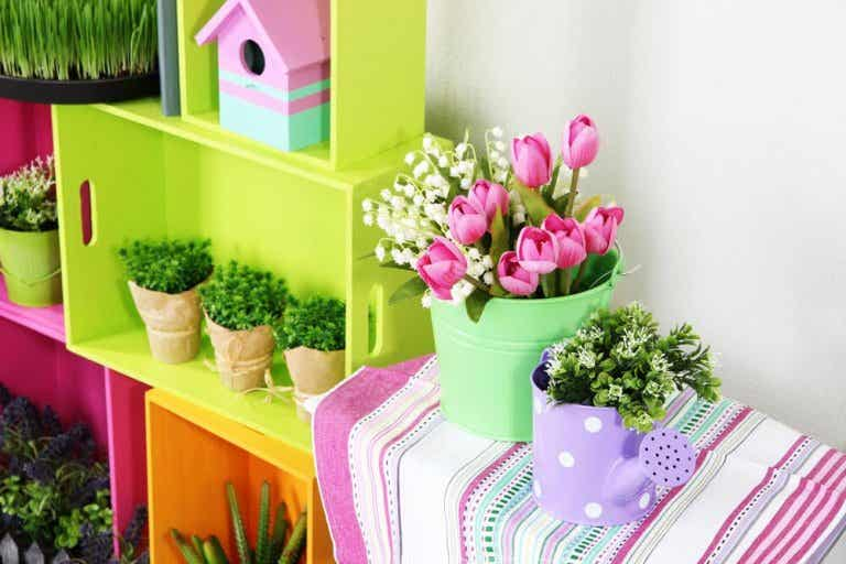 Four Ways to Decorate Your Small Garden