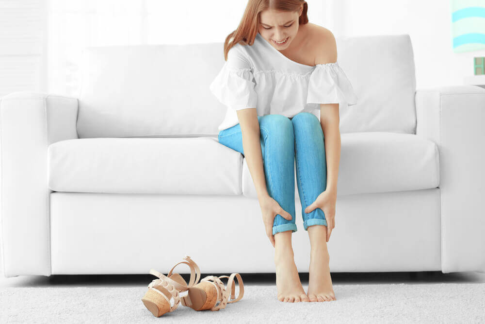 Learn to Alleviate Pain and Heaviness in Your Legs - Step To Health