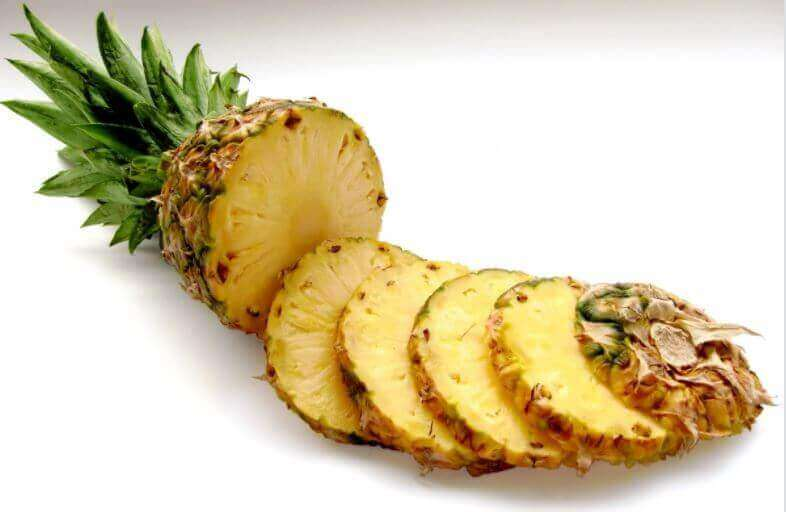 Eat Pineapple
