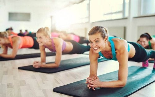 Try the Plank for a Perfect Abdomen