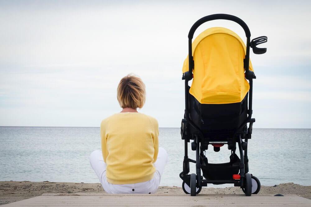 loneliness of motherhood