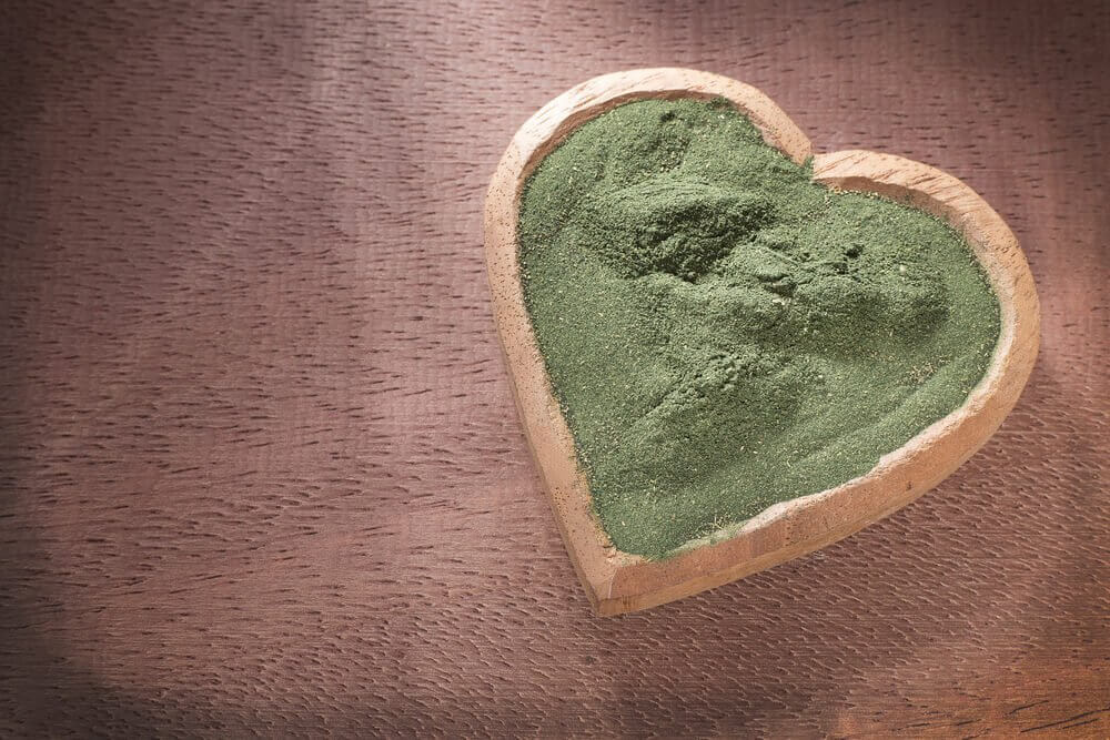 Spirulina and the heart.